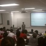 Experiencias del SISCTI 36, evento de tecnología del Tecnológico de Monterrey - siscti-36-foro-seguridad-moviles
