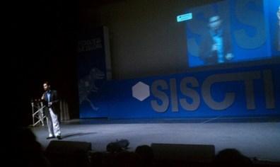 Experiencias del SISCTI 36, evento de tecnología del Tecnológico de Monterrey - siscti-36-ruben-rincon