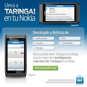 Taringa! en tu Nokia