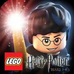 LEGO Harry Potter Years 1 4 Harry Potter Lego con un mágico descuento en la App Store