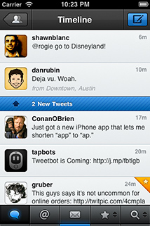 hero screenshot Tweetbot, el cliente de Twitter para iPhone que está causando conmoción