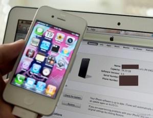 Aparece un iPhone 4 Blanco con un supuesto iOS 5 y exposé [Video]