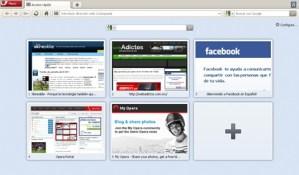 Personaliza tu sitio web en el Acceso Rápido de Opera