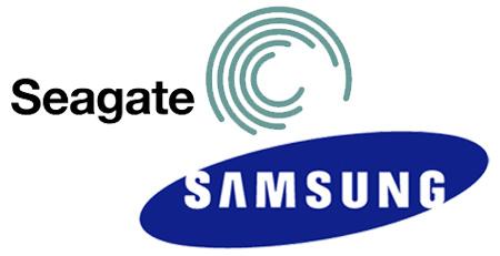 Samsung vende su división de Discos Duros a Seagate - samsung-seagate-logo