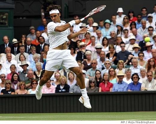 Wimbledon será grabado en 3D - sp_wimbledon_federer