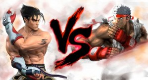 Video ingame de Street Fighter X Tekken