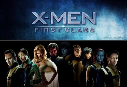 X-Men First Class nos muestra su segundo trailer largo - x-men-first-class