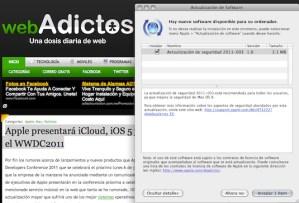 Actualización de Seguridad para Mac OS X que elimina MacDefender disponible para su descarga