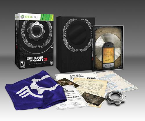 """Impresionante contenido de las ediciones """"limitada"""" y """"épica"""" de Gears of War 3 - Imagen-enviada-1"""