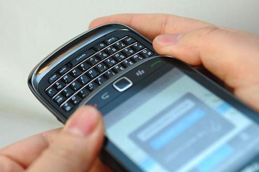 BlackBerry Balance, la nueva función de RIM para las empresas - blackberry-9800