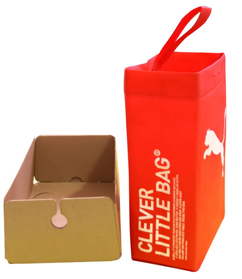 Clever Little Bag el nuevo empaque de PUMA - clever-little-bag