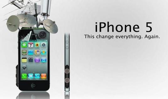 """El iPhone 5 sería un móvil """"Global"""" ya que soportaría redes GSM y CDMA [Rumor] - iphone-5"""