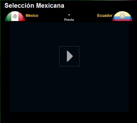 México vs Ecuador en vivo, amistoso internacional 2011 - mexico-ecuador-en-vivo-amistoso-2011
