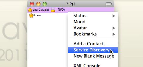 service discovery msn ichat Como agregar tu cuenta de MSN (Hotmail) a iChat