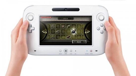 [E3 2011] Nintendo presenta el mando de Wii U, su nueva consola - Wii-U-Control