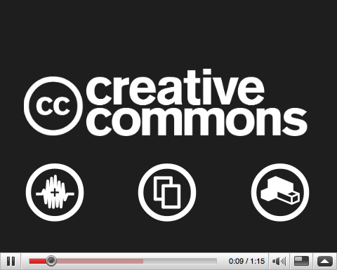 Youtube ahora permite utilizar las licencias Creative Commons para los videos - YouTube-Creative-Commons