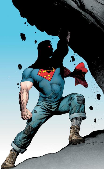 Superman cumple 73 años y cambia su traje de superhéroe