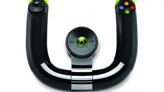 [E3 2011] Microsoft presenta nuevo volante inalámbrico para Xbox 360 - e3-nuevo-volante-para-xbox-360-y-pc-15991