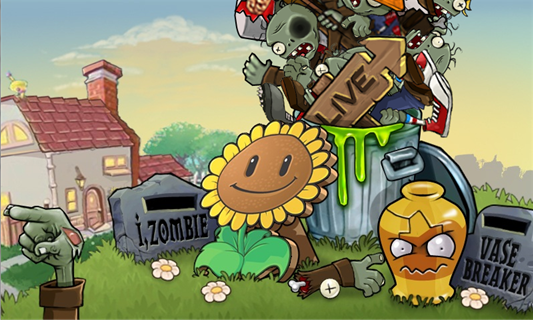 Plants vs Zombies llega a Windows Phone 7 para Xbox Live - e94ea878-0896-450e-803f-8fb275b7a7551