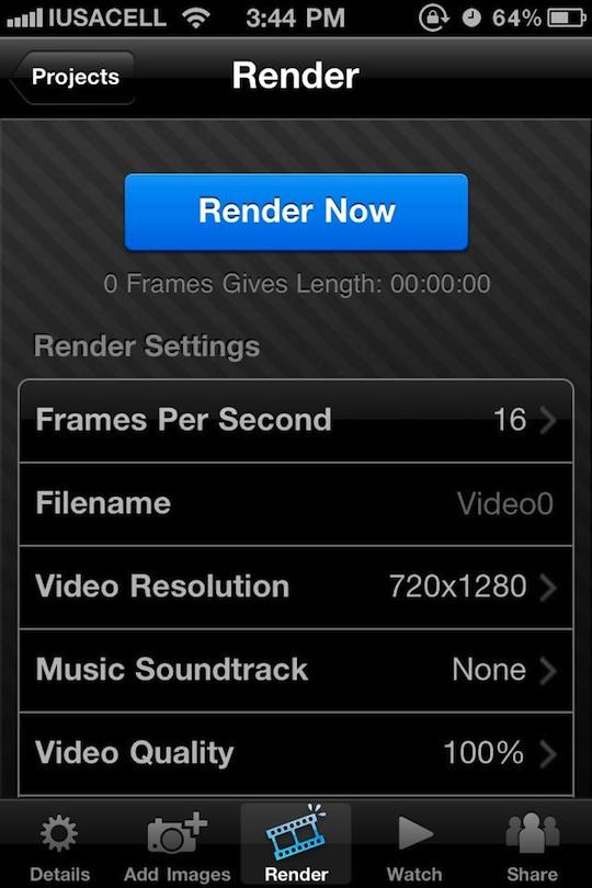 itimelapse 2 TimeLapse, qué es y como hacer un video con esta técnica utilizando iTimeLapse Pro para iPhone