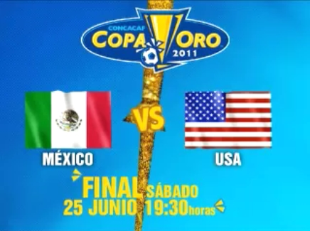 mexico estados unidos en vivo gran final copa oro 2011 México vs Estados Unidos en vivo, Gran Final Copa Oro 2011