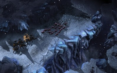 Startcraft 2: Heart of Swarm - starcraft-2-expansion-new-map