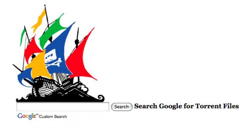 the pirate google 500x260 Google añade el término Mediafire a su filtro antipiratería en sus búsquedas