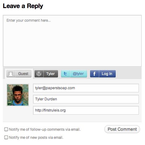 WordPress.com añade soporte a comentarios a través de Twitter y Facebook - wordpress-comments-twitter-facebook