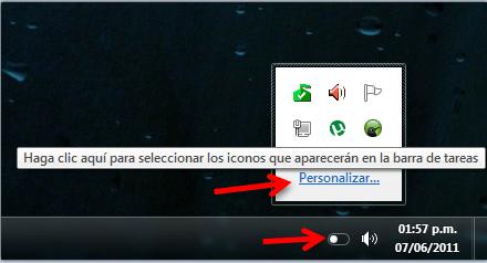 Mostrar la información del clima en la barra de tareas de Windows - yowindowajustes