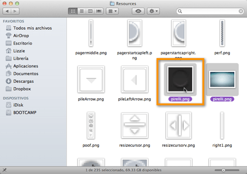 2011 07 29 14 43 40 Como cambiar el fondo del Dashboard en Mac OS X Lion