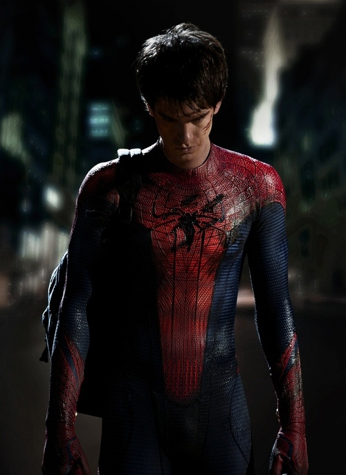 Trailer de The Amazing Spider Man publicado