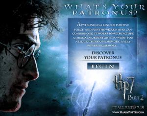Harry Potter, Cuál es tu Patronus