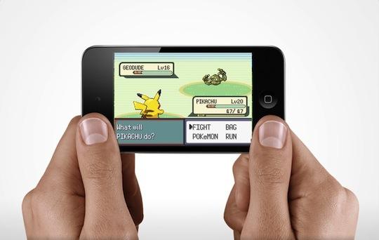 Juego de Pokémon oficial, muy pronto de manera gratuita para iPhone y Android