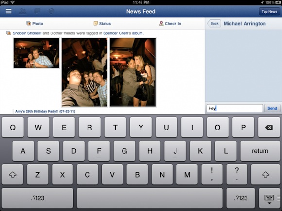 Facebook para iPad se encuentra en desarrollo - app-oficial-de-facebook-para-ipad
