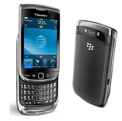 BlackBerry, el Smartphone más popular en México - blackberry-torch-mexico