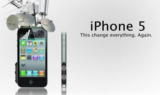 Podríamos tener un iPhone 5 en Septiembre? [Rumor] - iphone-5