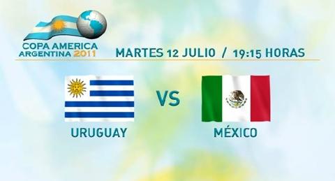 México vs Uruguay en vivo, Copa América 2011 - mexico-uruguay-en-vivo-copa-america-2011