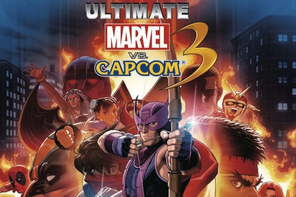 Capcom anuncia Ultimate Marvel Vs Capcom 3, con 12 nuevos personajes - ultimate-marvel-vs-capcom-3-a