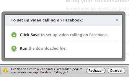 Facebook incluye las videollamadas en el Chat, te decimos como activarlas - videconferencias-en-facebook-5