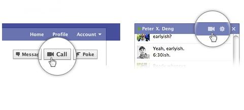 Facebook incluye las videollamadas en el Chat, te decimos como activarlas - videollamdas-en-facebook
