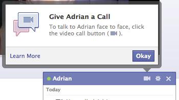 Facebook incluye las videollamadas en el Chat, te decimos como activarlas - videollamdas-en-facebook3