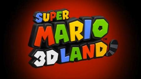 Logo oficial de Super Mario 3D Land - Super-Mario-3D-Land-Logo