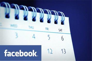 Agregar recordatorios de cumpleaños de Facebook a Google Calendar - eventos-facebook