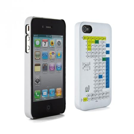 Fundas para iPhone 4 ideales para estudiantes - funda-iphone-tabla-periodica