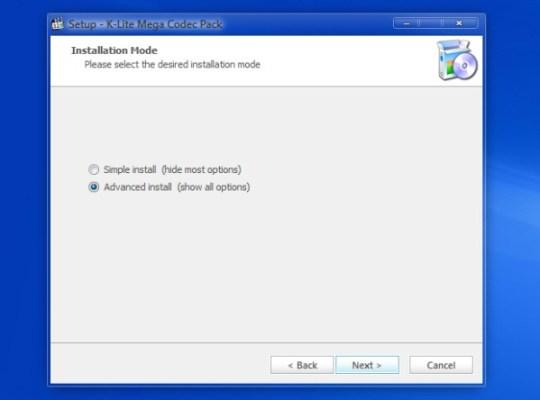 instalar k lite Instala K Lite Codec Pack y olvídate para siempre de los códecs