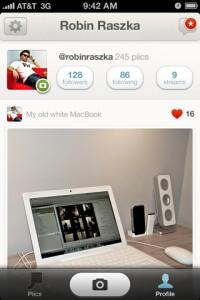 Piictu para iPhone, lleva una conversación usando imágenes - piictu-review-screenshot-2-200x300
