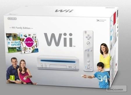 Nintendo actualiza el Wii en Europa y pierde compatibilidad con GameCube - wii817