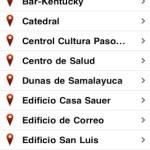 CJPlaces, guía turística de Ciudad Juarez en tu iPhone - CJ1
