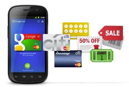 Google Wallet, haz de tu teléfono una cartera electrónica - Google-Wallet