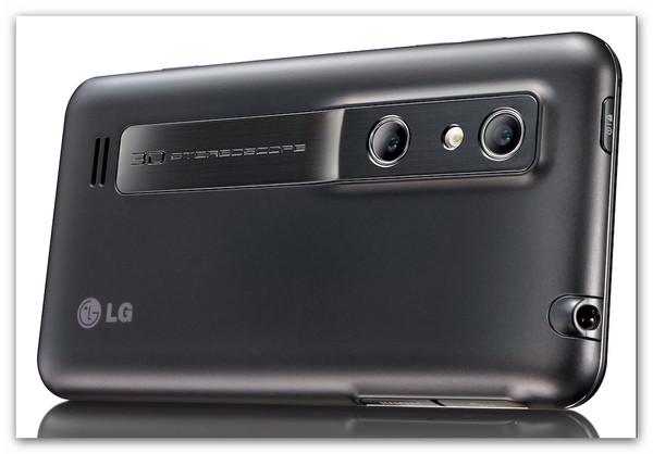 LG Optimus 3D camara LG Optimus 3D oficialmente disponible en México